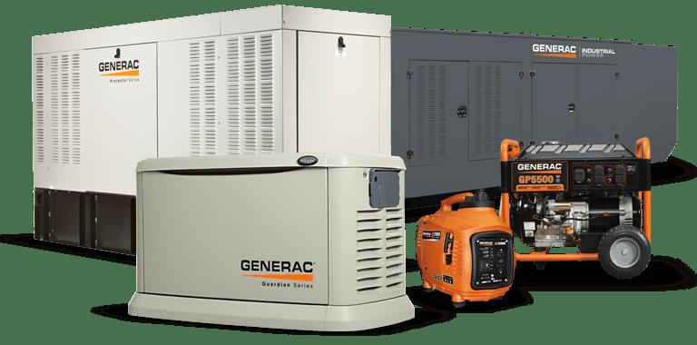 generators, storm preperation, generac