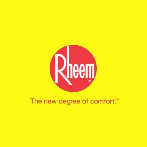 rheem the new degree of comfort. rheem the new degree of comfort
